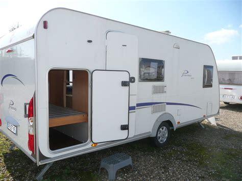 chambre pour auvent a vendre caravane d 39 occasion burstner premio 485 tk 6