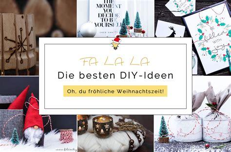 Die Besten Diy-ideen Für Weihnachten