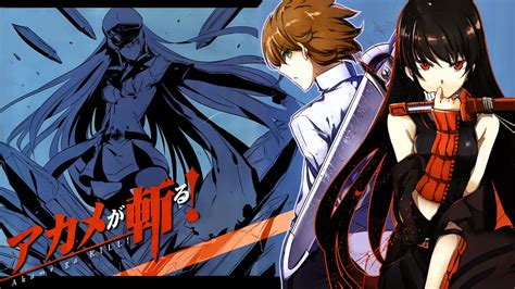 Movies Animestv Series In My Opinion Akeme Ga Kill