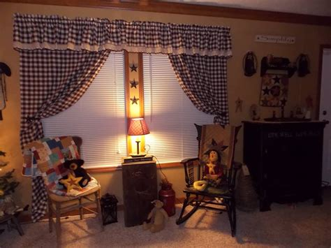 Primitive Decorating Ideas For Living Room by Primitive Country Manufactured Home Decorating Ideas