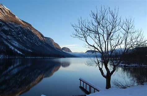lago bohinj wikipedia la enciclopedia libre