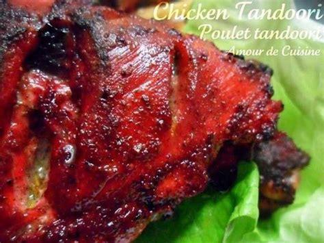 les meilleures recettes de poulet tandoori