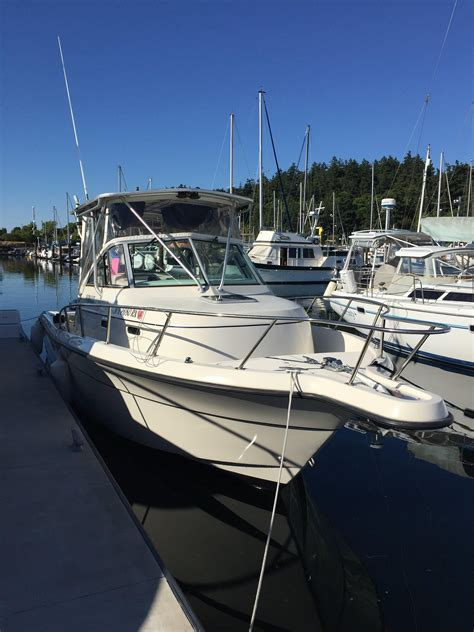 Pursuit Boats 2870 Wa by 2000 Pursuit 2870 Walkaround Power Boat For Sale Www