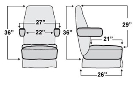 Rv Captains Chairs With Integrated Seat Belts by De Integrated Seatbelt Rv Seat Shop4seats
