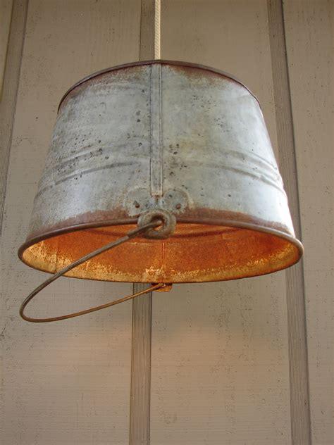 decorating chic galvanized buckets  bucket ideas