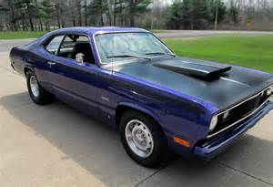 1972 Plymouth Duster Muscle Car