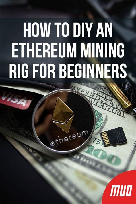 Once a monitor is joined, you can convert it to a normal computer that you can simply use. How to DIY an Ethereum Mining Rig for Beginners in 2020 ...