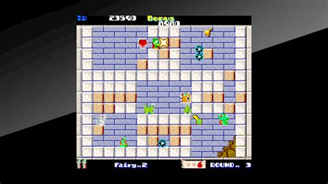 Arcade Archives Solomons Key On Ps4 Official