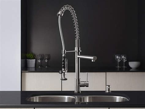 Kraus Kitchen Faucets Reviews by Kraus Kpf 1602 Pull Kitchen Faucet Review
