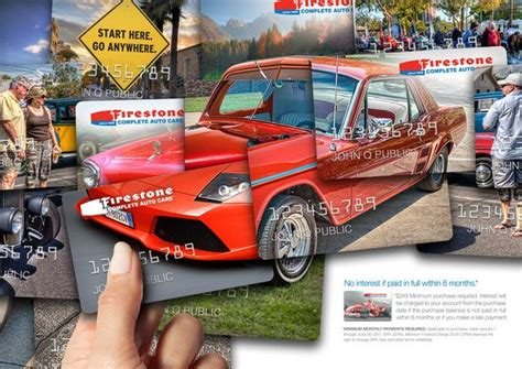 Visit your nearby firestone complete auto care for all your car care needs. Firestone Credit Card Campaign by Aaron Weinstein, via Behance | Credit card, Firestone, Cards