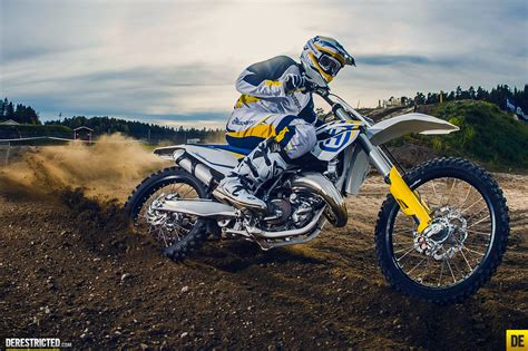Husqvarna Tc 250 4k Wallpapers by 2014 Husqvarna Tc Two Cross Line Derestricted