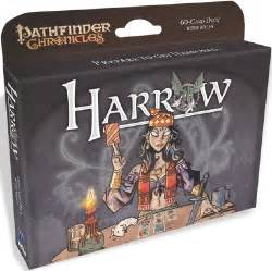 Pathfinder Harrow Deck by Pathfinder Pfrpg Rpg Book Covers On