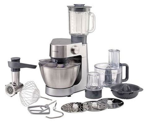 kenwood prospero le  kitchen machine robot multifunzione