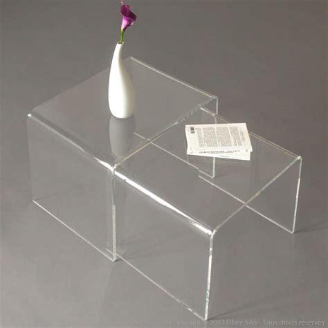 Table De Nuit Plexiglas by Table De Chevet En Plexiglas