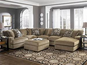 Nice oversized sectional sofa awesome homes super for Super comfortable sectional sofa