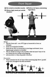 Front Squat With Confidence And Increase Your Overall Strength