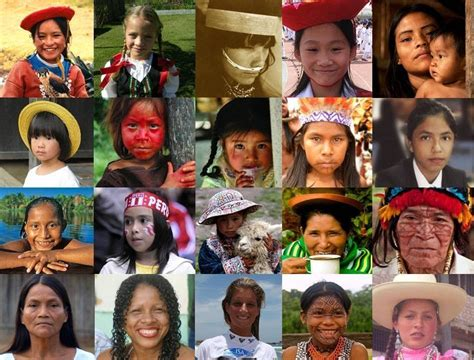 El rostro del Perú YouTube
