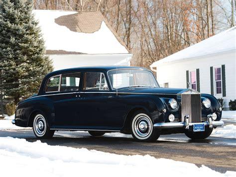 1960 Rolls Royce Phantom V Limousine By Park Ward