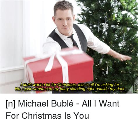 Funny Michael Buble Memes Of 2016 On Sizzle  Baby, It's