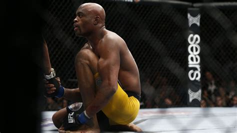 anderson silva doesnt   lost  chris weidman