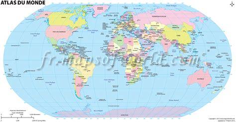 Carte Geographique Du Monde Australie by Carte Du Monde Australienne Mp09 Jornalagora