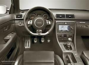 AUDI RS4 Avant specs & photos - 2006, 2007, 2008