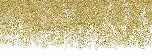 Gold Glitter Border Transparent Pictures to Pin on ...