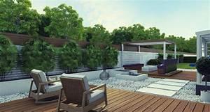 Déco Exterieur Jardin : deco exterieur terrasse l 39 atelier des fleurs ~ Farleysfitness.com Idées de Décoration