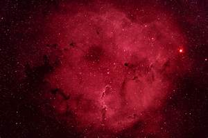 IC 1396 Nebula and Elephant Trunk Nebula