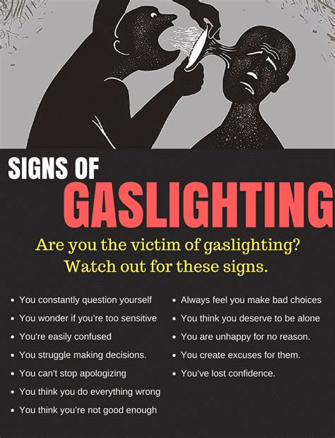what is gas lighting 10 signs of gaslighting techniques in your relationship