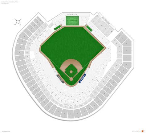 texas rangers seating guide globe life park rangers ballpark rateyourseatscom
