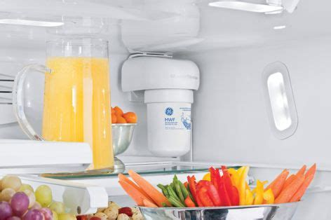 ges expanded fridge pharmaceutical filter lineup delivers freshest water   land ge