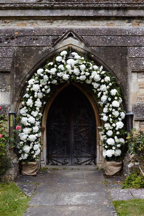 Sumptuous White Flower Arch Fabulous Flowers Oxford