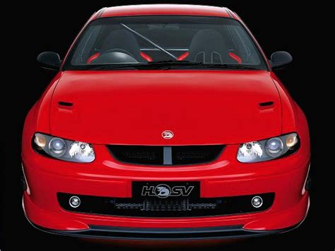 hsv hrt  concept pictures  holden photo gallery