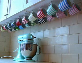 Cabinet Coffee Mug Rack by Clever Mug Storage Cupboards This Would Free Up A