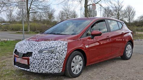Opel Movano Facelift 2019 Motor Ausstattung by Opel Astra Facelift 2019 Als Erlk 246 Nig Erwischt