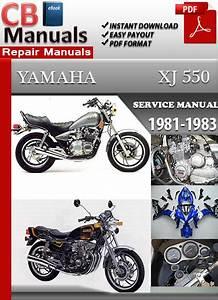 Yamaha Xj 550 1981