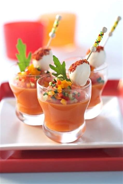 recette cuisine gaspacho espagnol 17 best ideas about gaspacho tomate on