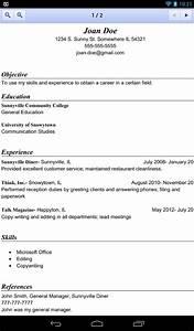 Google resumes builder maker for Google resume creator