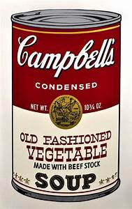 Andy Warhol and the Campbell's Soup Can…is it Art ...