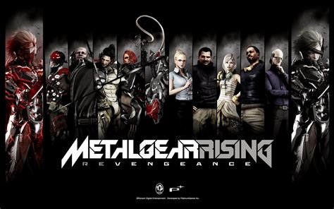 Wallpapersku Metal Gear Rising Revengeance Wallpapersthemes