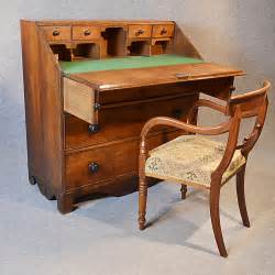 bureau large writing bureau large oak desk chest antiques atlas