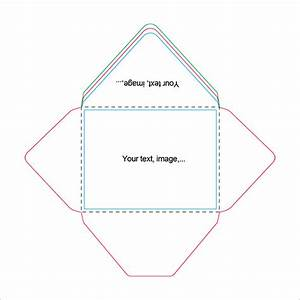 Beautiful a2 envelope templates 13 free printable word for Print on envelope template