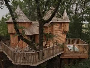 Cabane De Luxe : louer une cabane dormir dans les arbres ~ Zukunftsfamilie.com Idées de Décoration