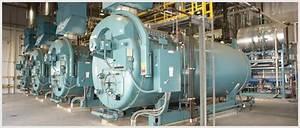 Steam Boiler  Cleaver Brooks Steam Boiler