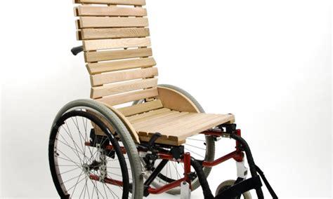 la chaise roulante pour sauna handicap international