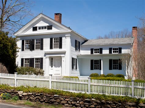 Reviving Greek Revival In Litchfield County