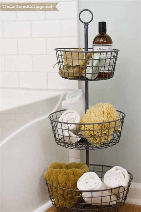 25 Bathroom Space Saver Ideas