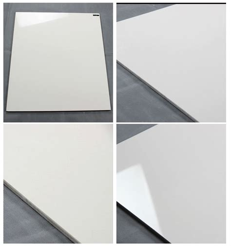 rectified clean 24x24 white polished porcelain tiles view porcelain tiles guci product