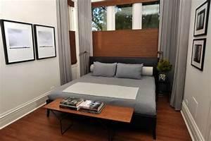 Kleine Zimmer Gestalten : kleine schlafzimmer kreativ gestalten 45 zeitgen ssische ideen ~ Yasmunasinghe.com Haus und Dekorationen